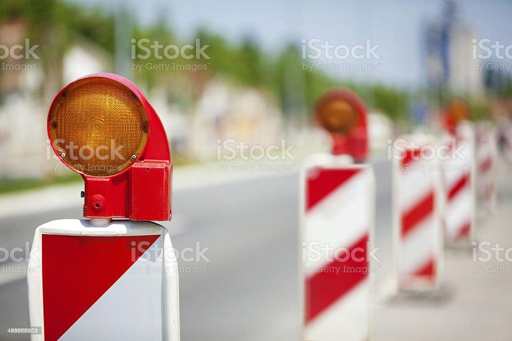 Road Construction Series . stock photo