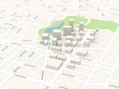 3D Road Map