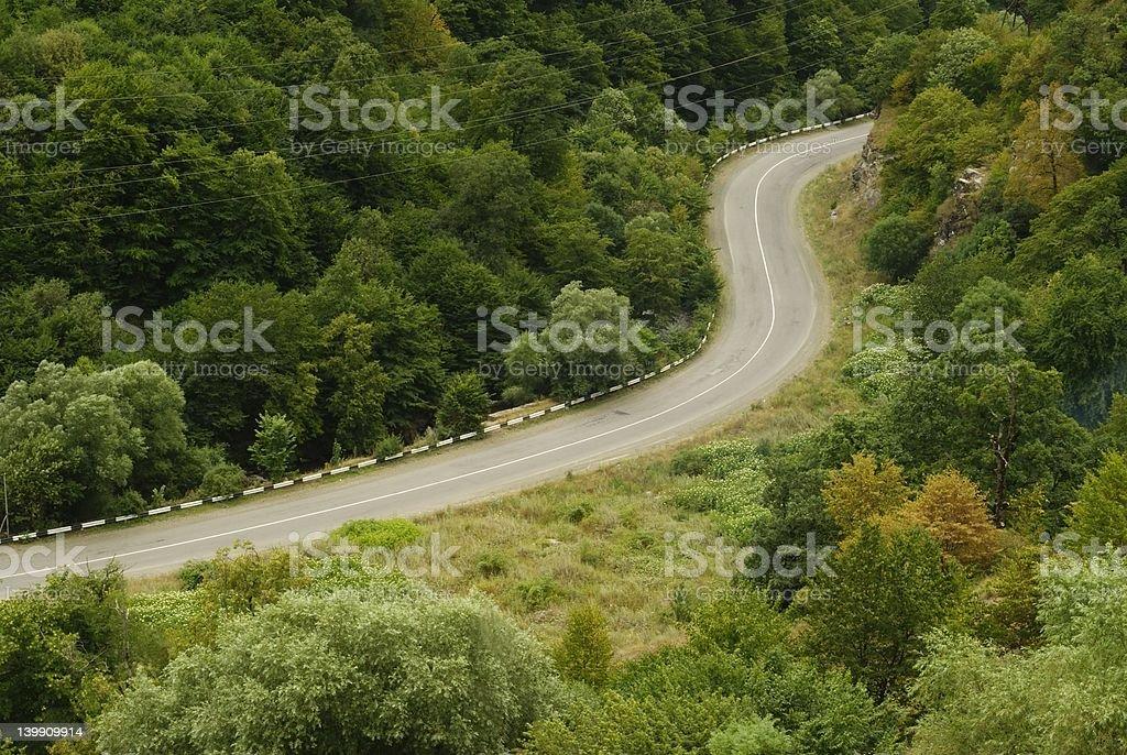 road photo libre de droits