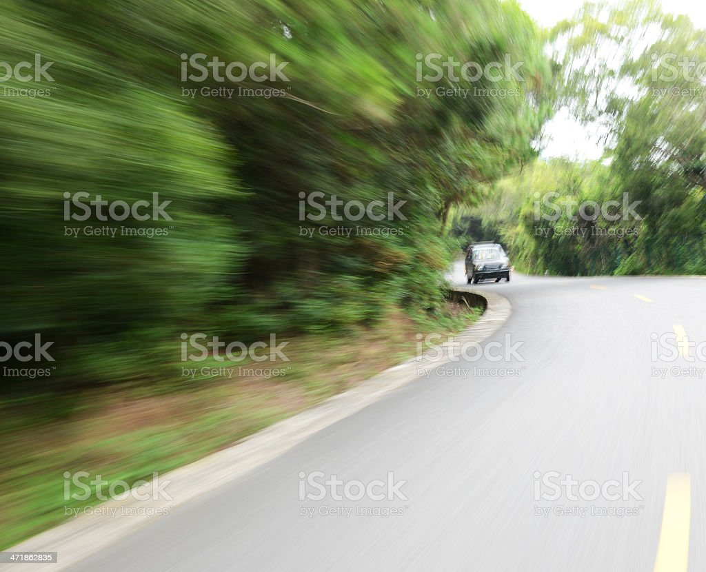 road royalty-free stock photo