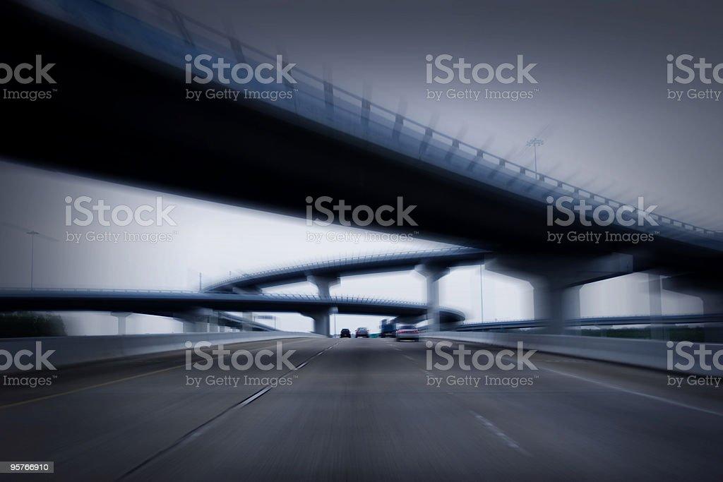 Road Racing royalty-free stock photo