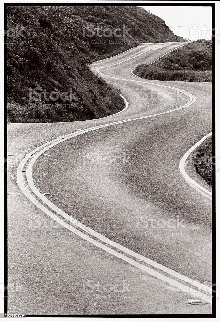 Road Ride royalty-free stock photo