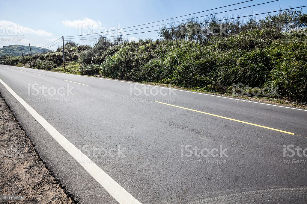Road series stock photo