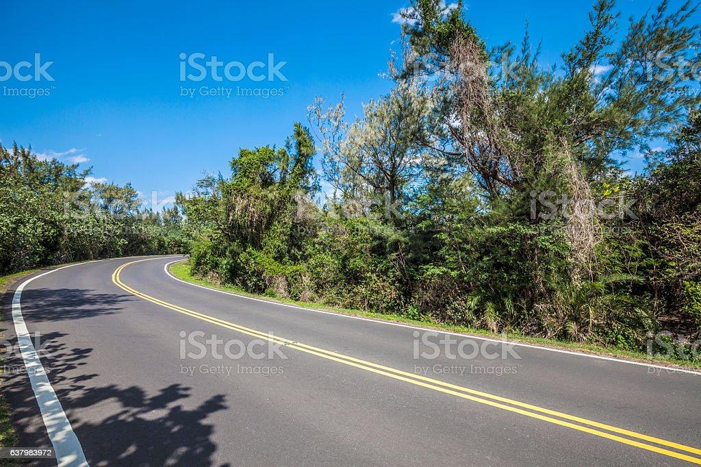 Road series stock photo