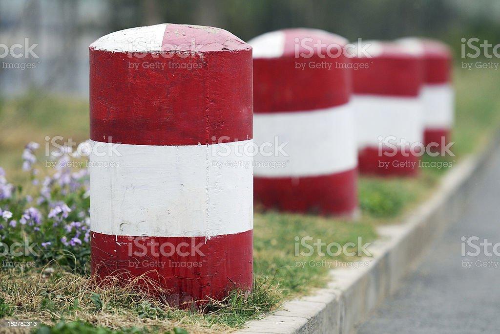 Road Side - XLarge royalty-free stock photo