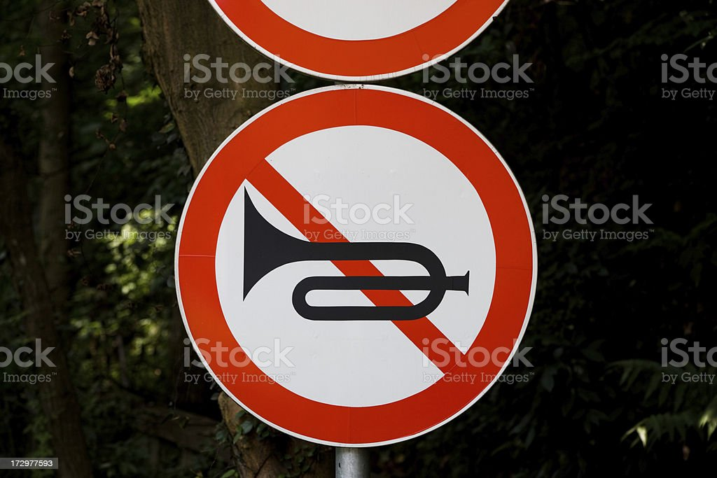 Road Sign royalty-free stock photo