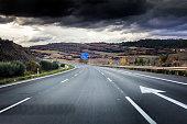 Road. Spain