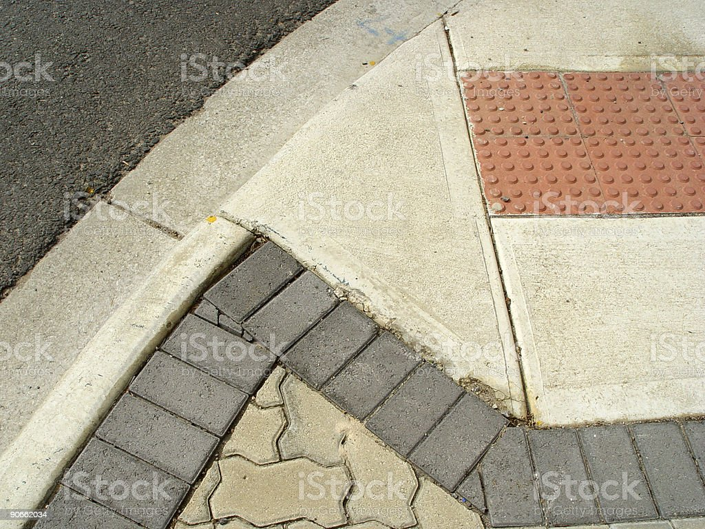 Road textures royalty-free stock photo