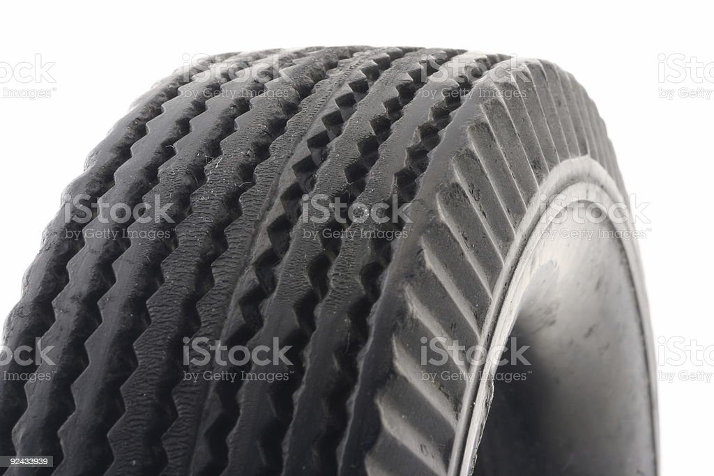 Road Tire royalty-free stock photo