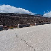 Road to Etna