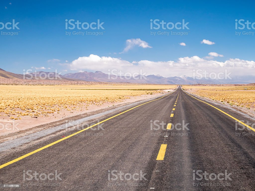 Road to Miniques Lagoon royalty-free stock photo