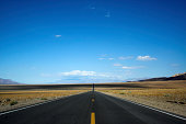 Road to Nowhere.  Death Valley 2
