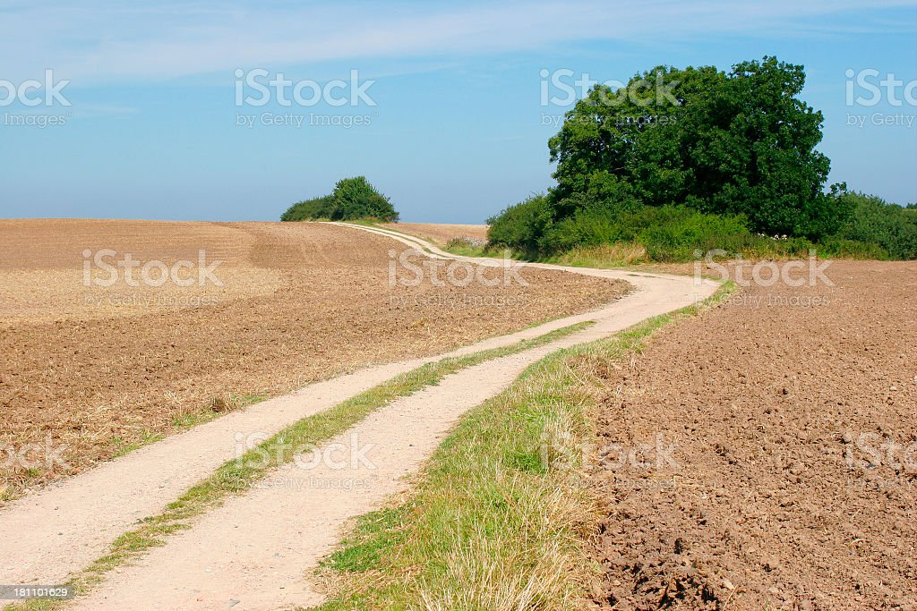 Road to Nowhere II royalty-free stock photo