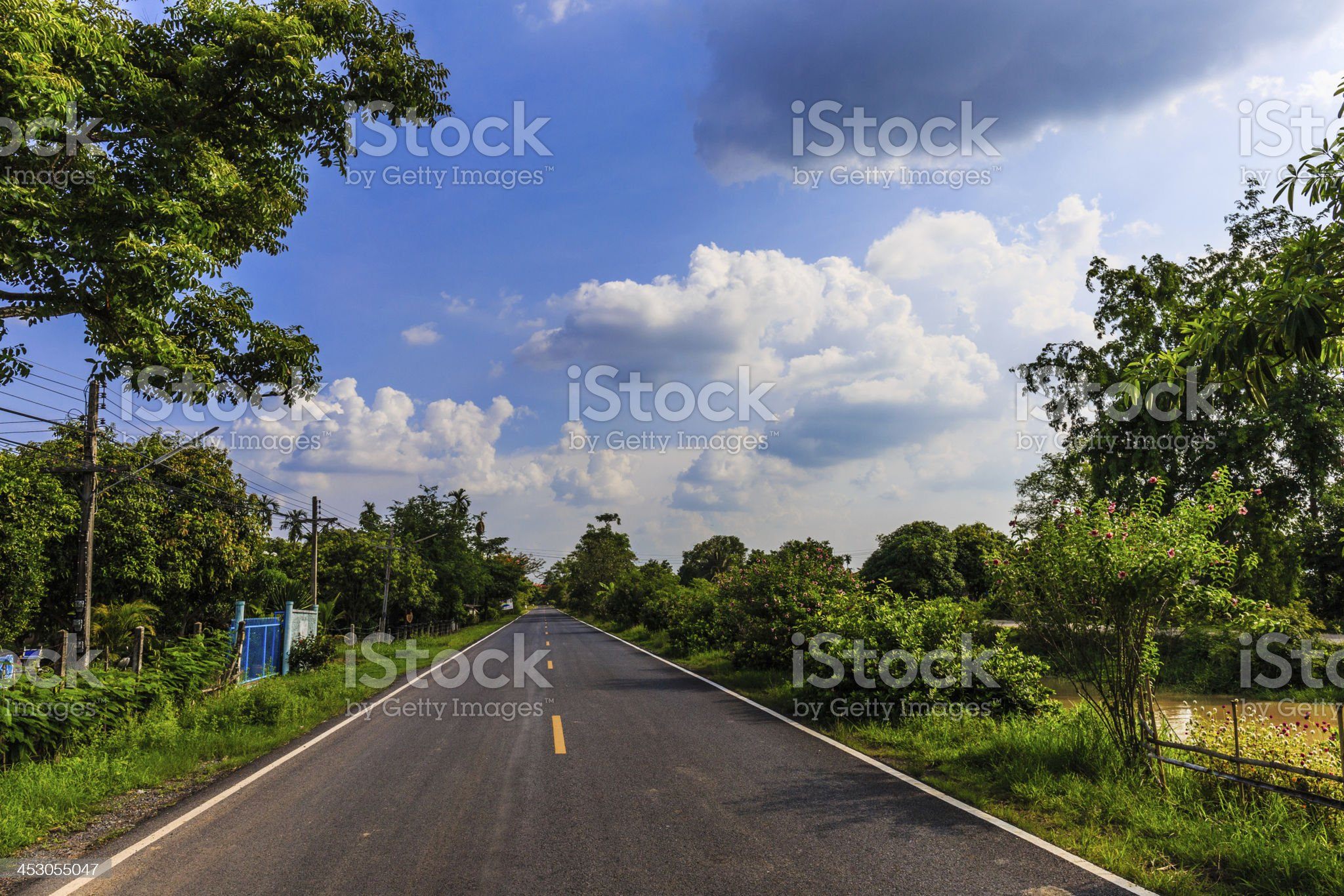 road to peace royalty-free stock photo