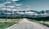 Road To The Southern Alps
