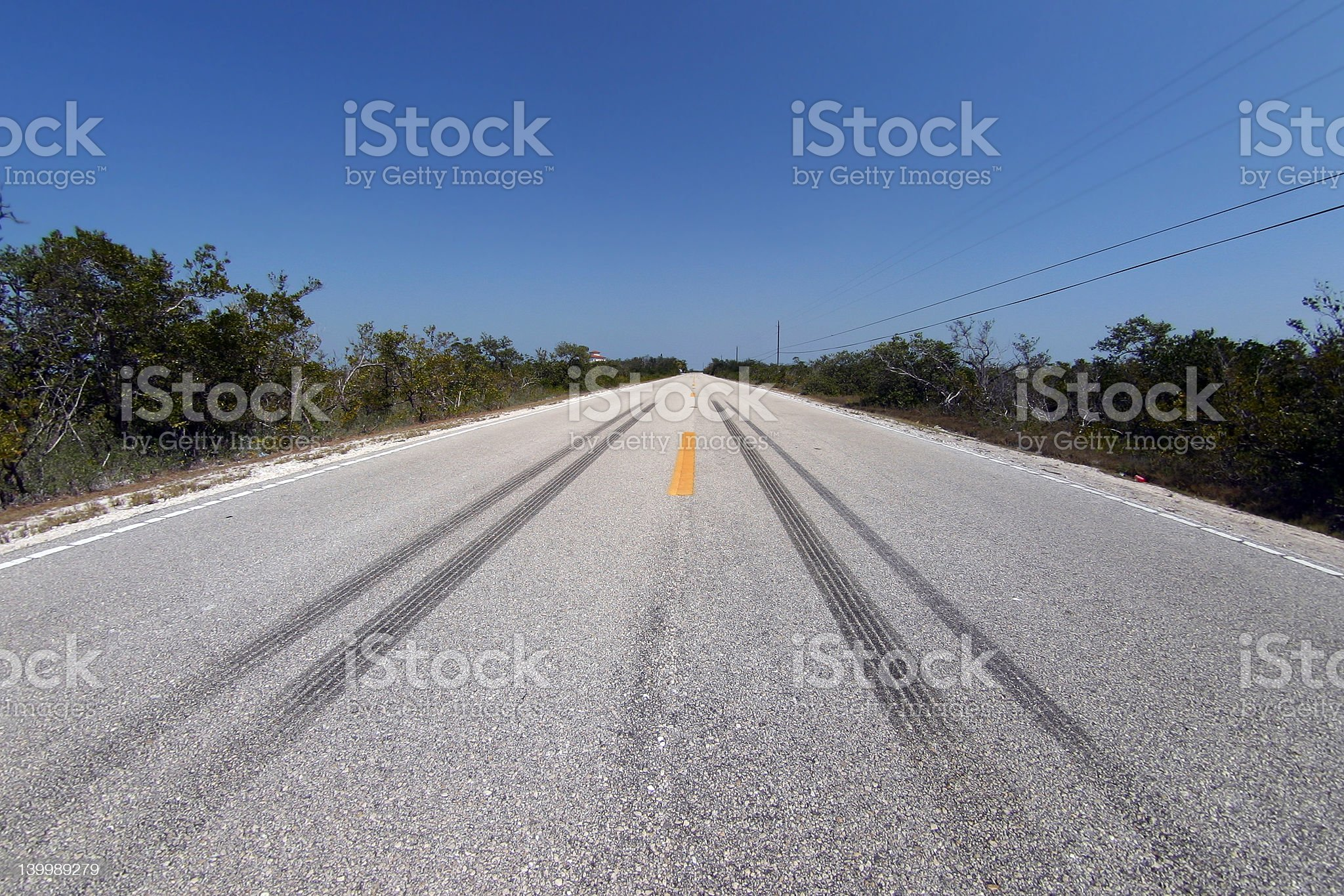 Road to where? royalty-free stock photo
