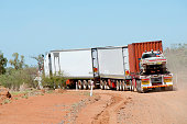 Road Train - Australia