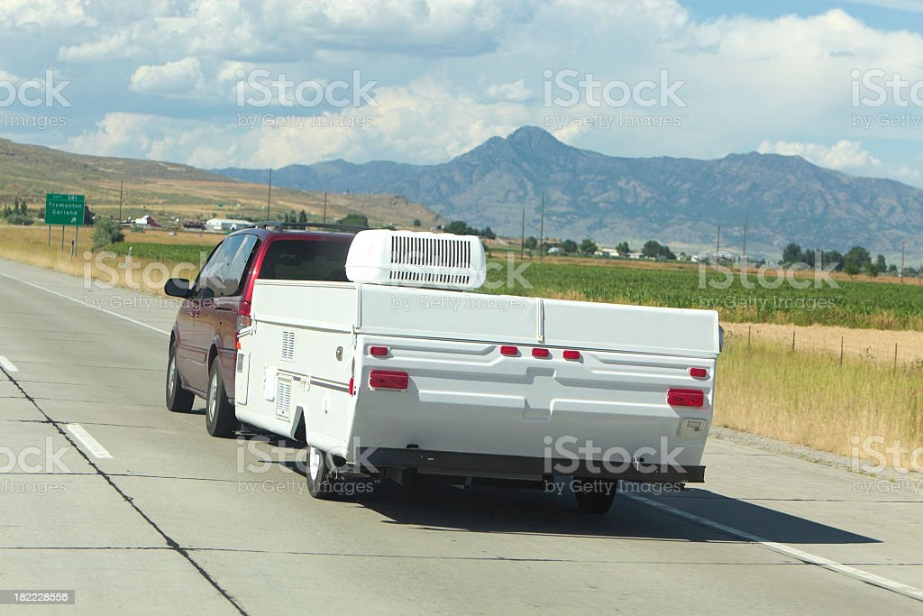 road trip royalty-free stock photo