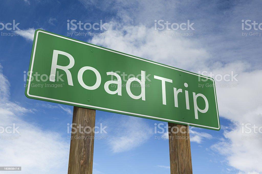 Road Trip royalty-free stock photo