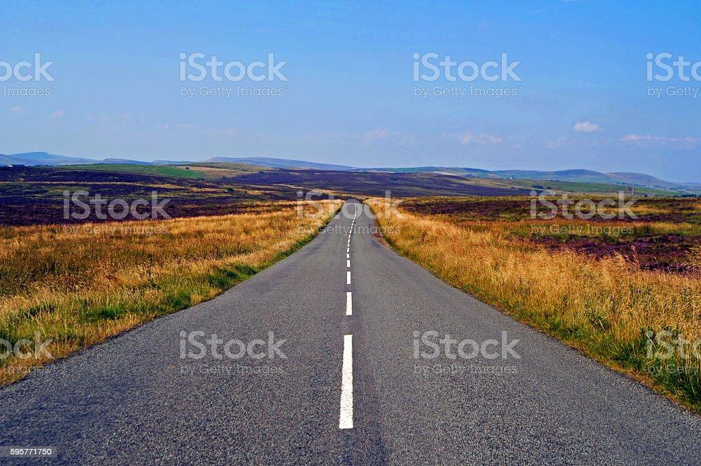 Road Trip - Stock Photo stock photo