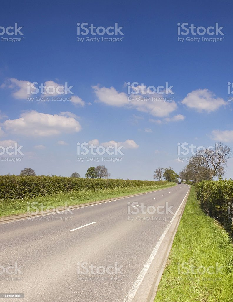 Road tripping. royalty-free stock photo