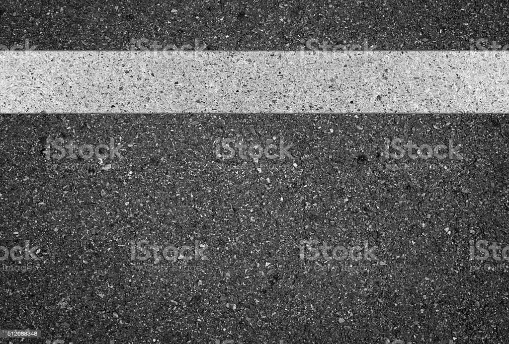 Road with marking line background stock photo