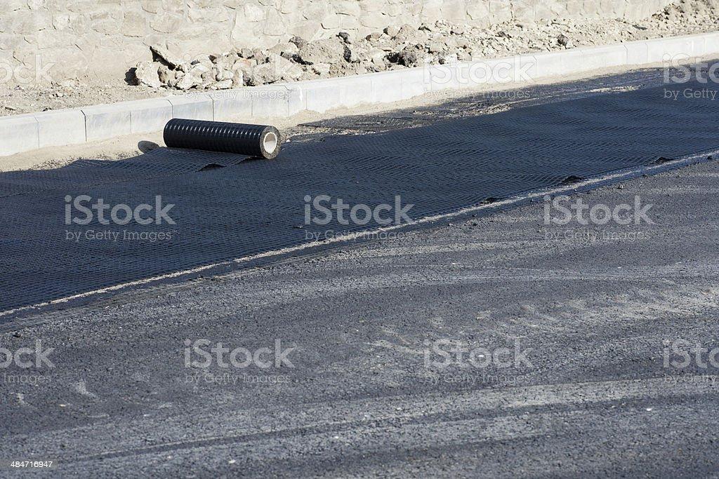 Road Work stock photo