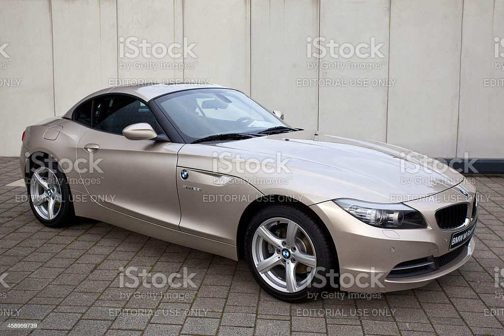 BMW M Roadster stock photo