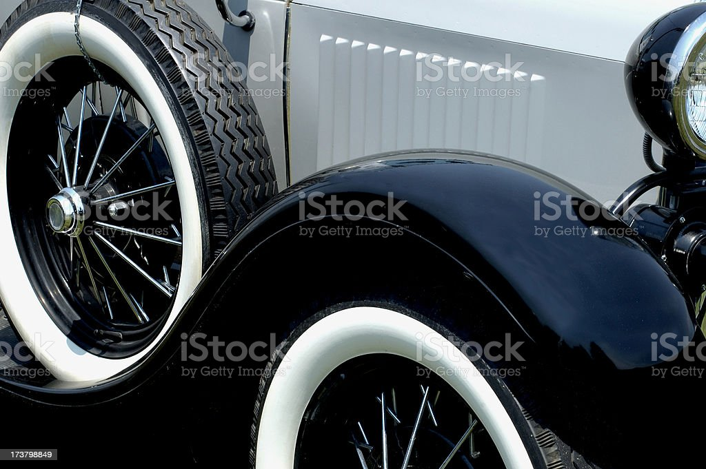 Roaring 20's royalty-free stock photo