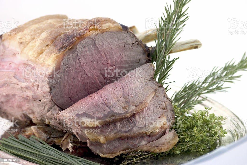 Roast Beef 12 royalty-free stock photo