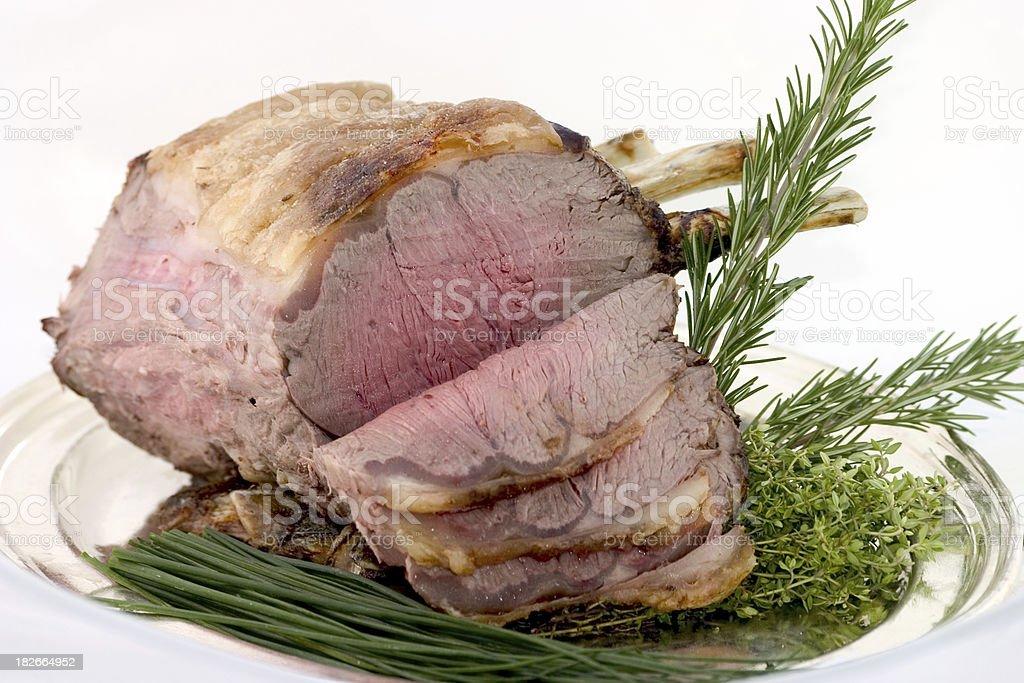 Roast Beef 17 royalty-free stock photo