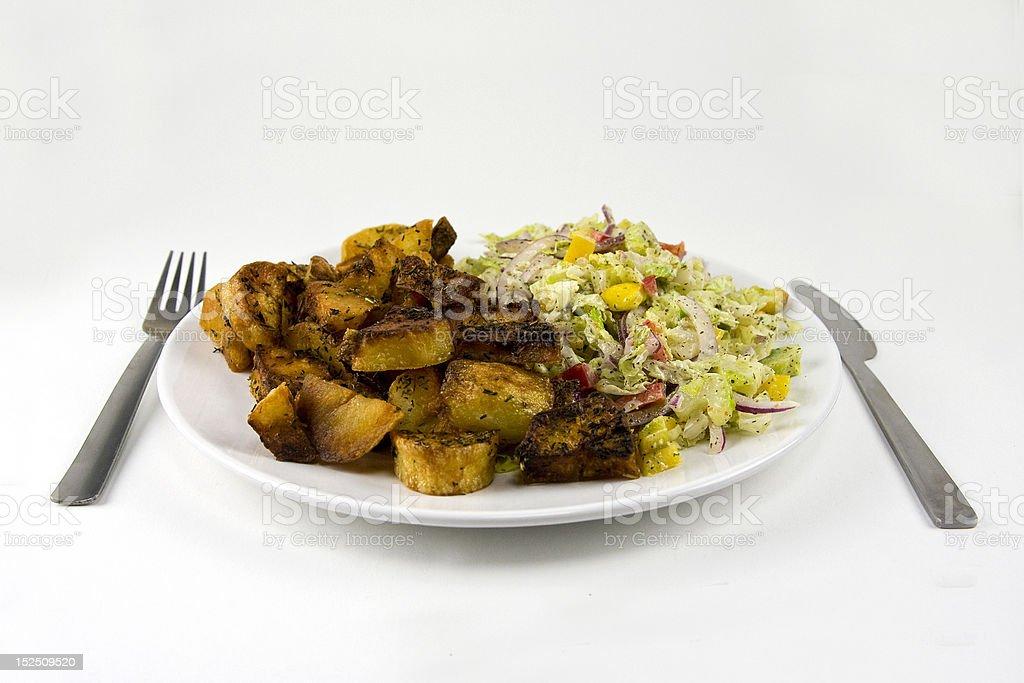 Kartoffeln Lizenzfreies stock-foto