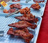 roasted pork hot