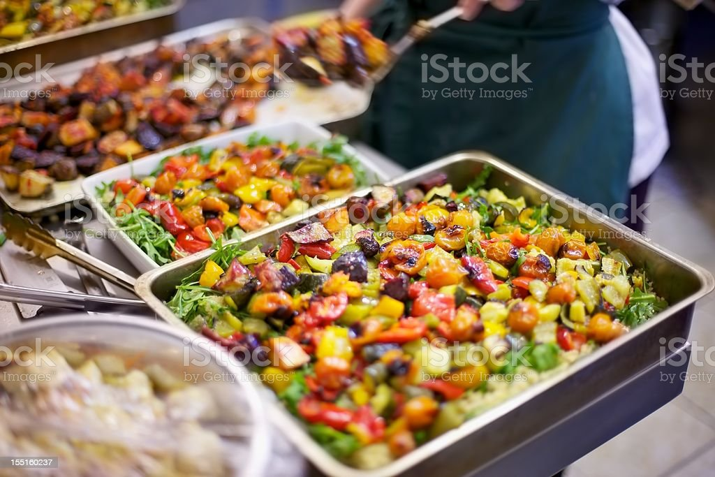Roasted Vegetables... stock photo