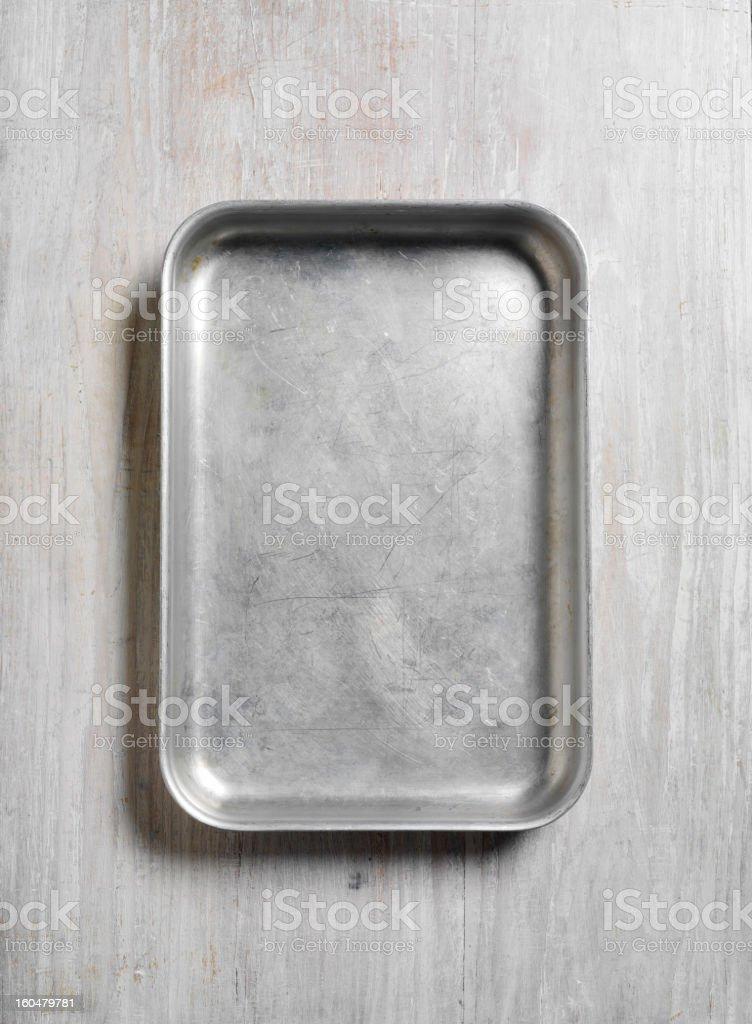 Roasting Tray stock photo