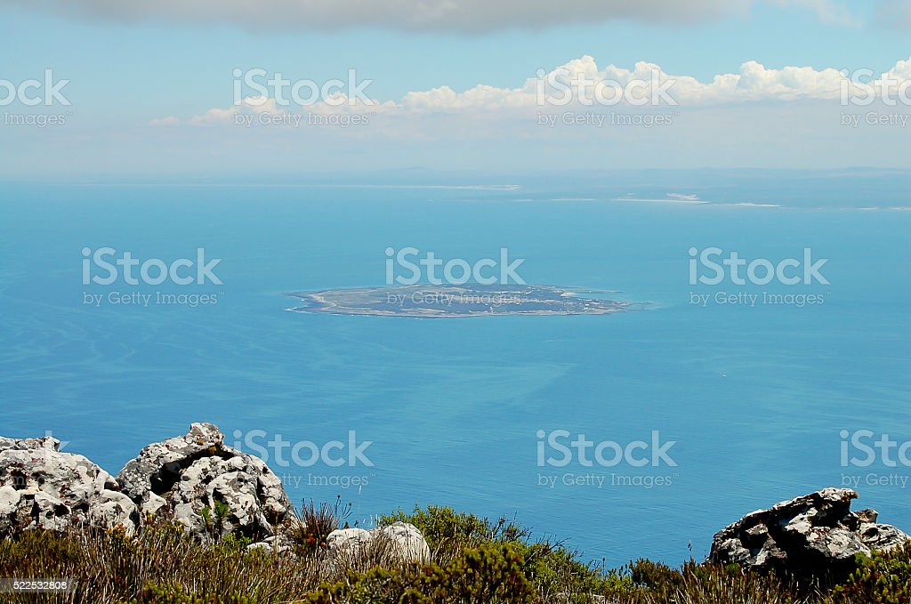 Robben Island - Cape Town - South Africa stock photo