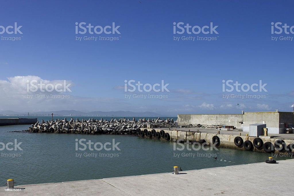 Robben Island,Capetown South Africa stock photo