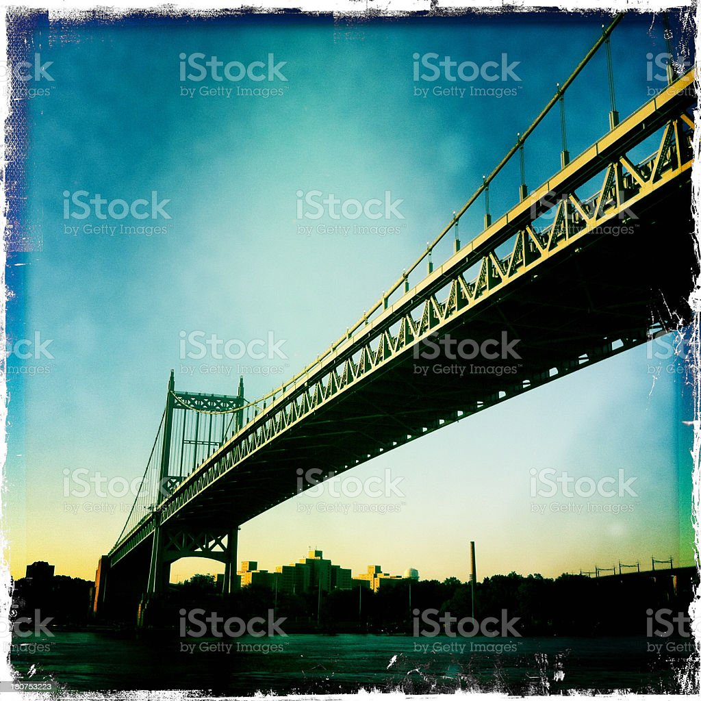 Robert F. Kennedy Bridge (Mobilestock) stock photo