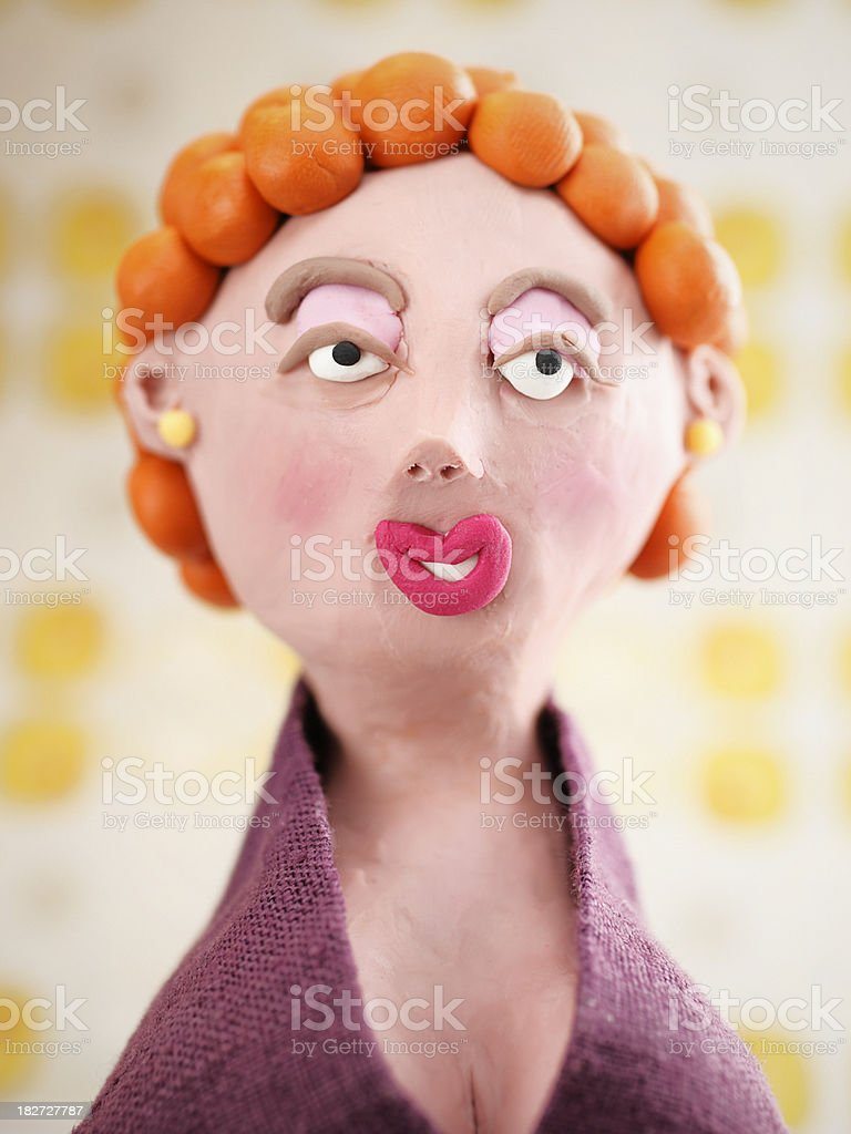 Roberta royalty-free stock photo