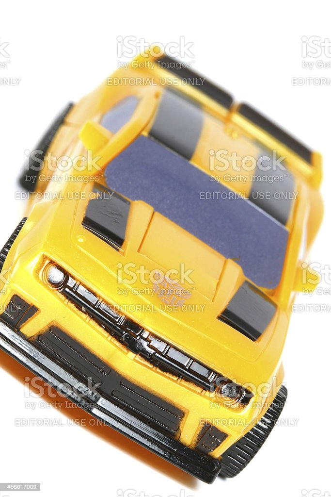 Robots in Disguise royalty-free stock photo