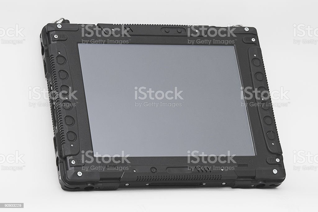 Robust Industrial Computer royalty-free stock photo