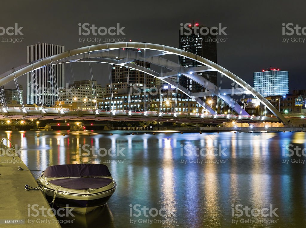 Rochester, New York royalty-free stock photo