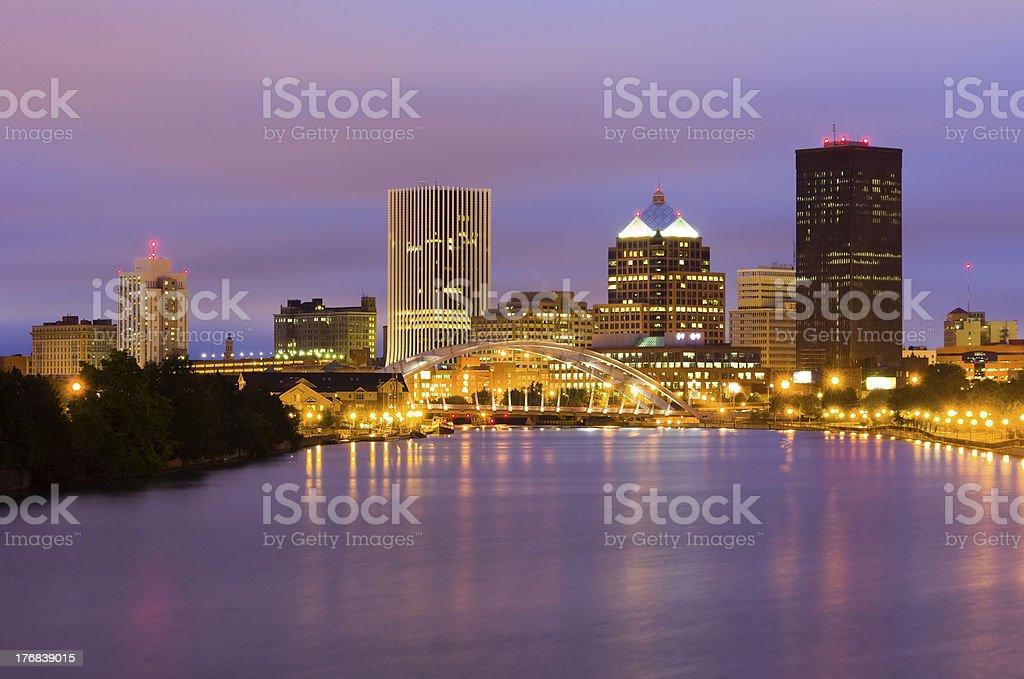 Rochester, New York stock photo