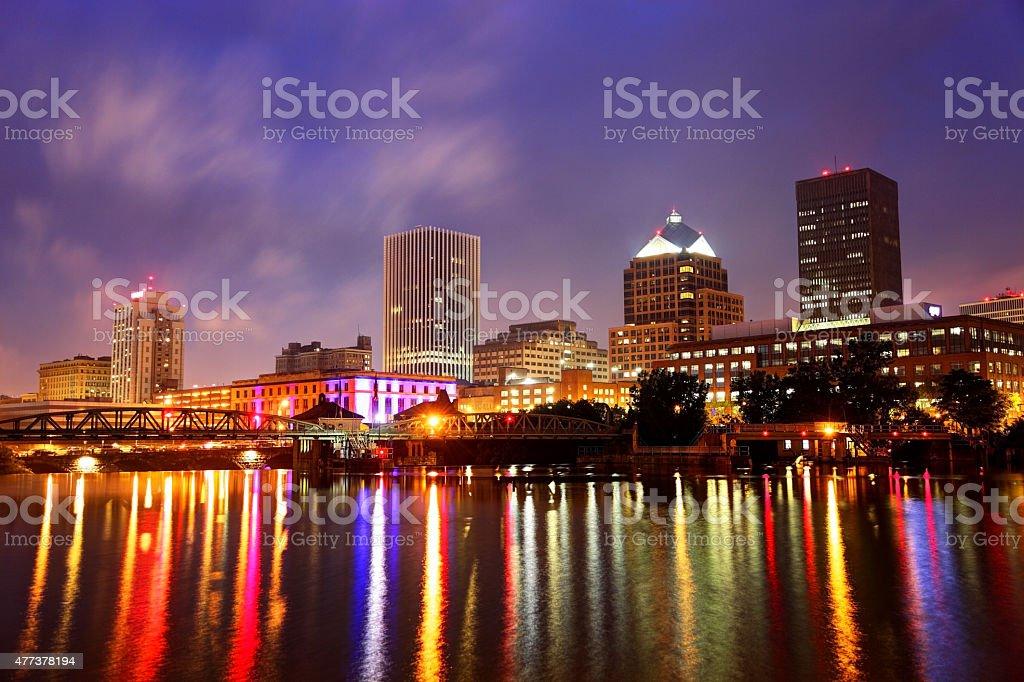 Rochester New York stock photo