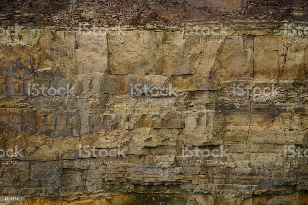 Rock - background royalty-free stock photo