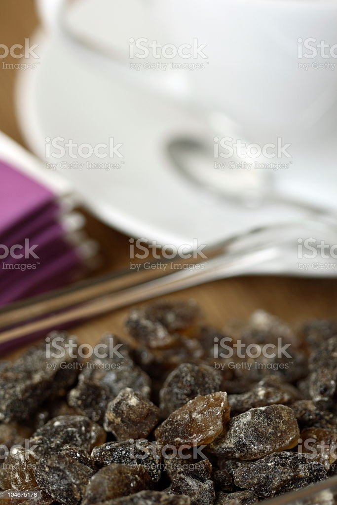 Rock Candy royalty-free stock photo