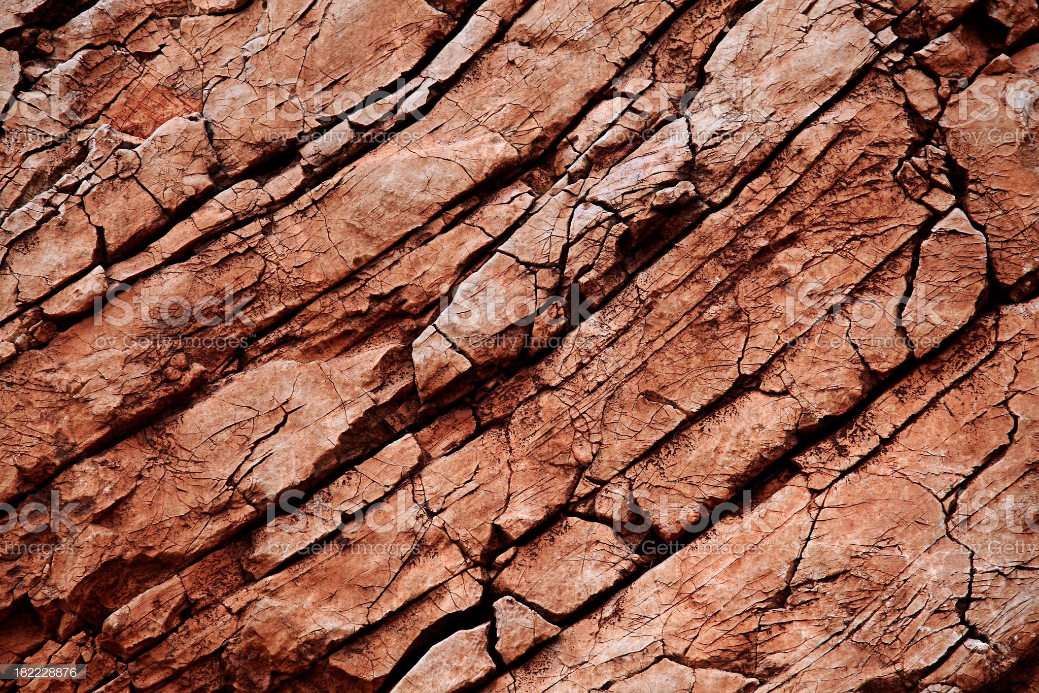 Rock Detail royalty-free stock photo