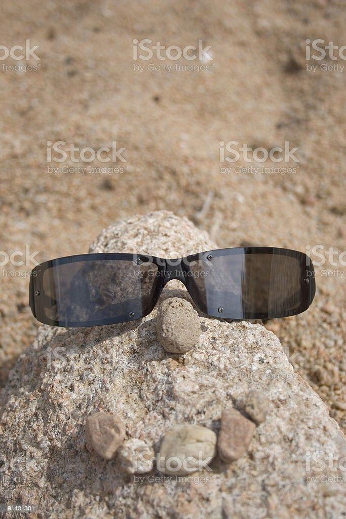 Paroi rocheuse 2 photo libre de droits