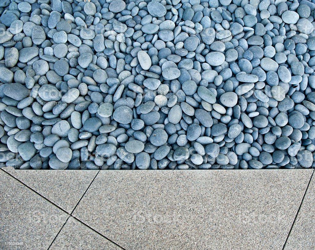 Rock Garden stock photo