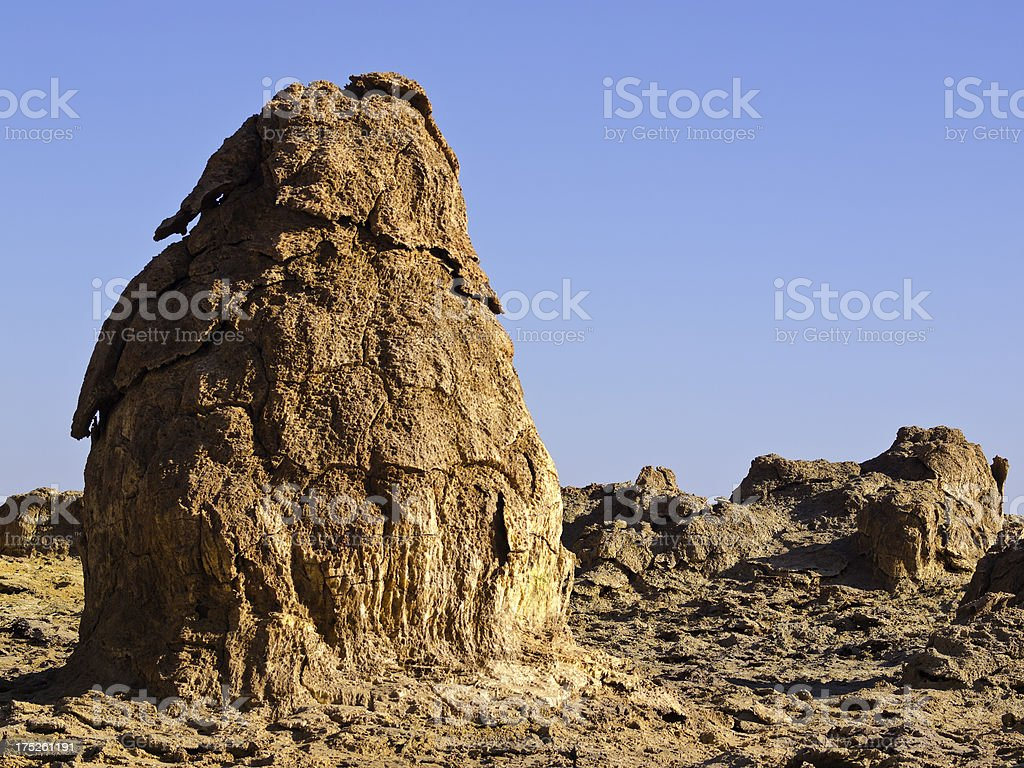 Rock house royalty-free stock photo